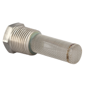 thread adapters filter screens