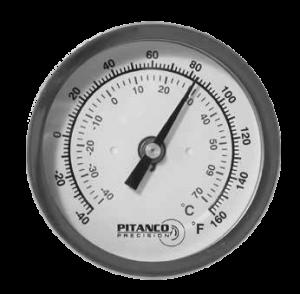 Bi-Metal Thermometer