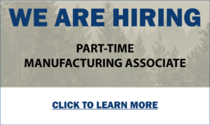 Part Time Manufacturing Associate