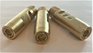ceramic tip brass high pressure long shell