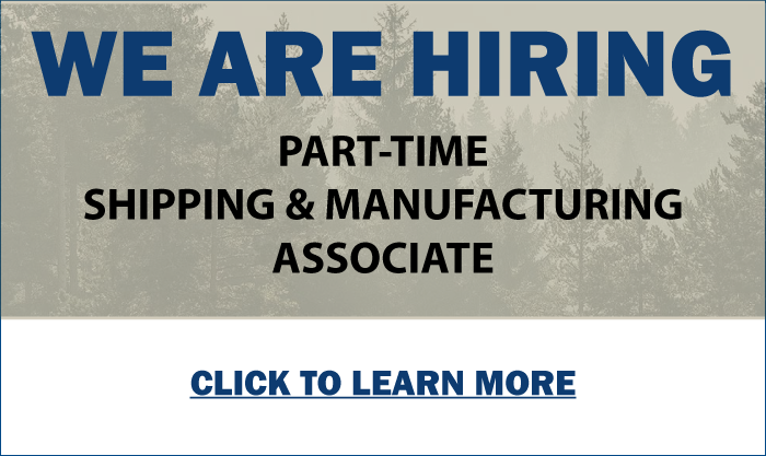 Part-Time Shipping & Manufacturing Associate